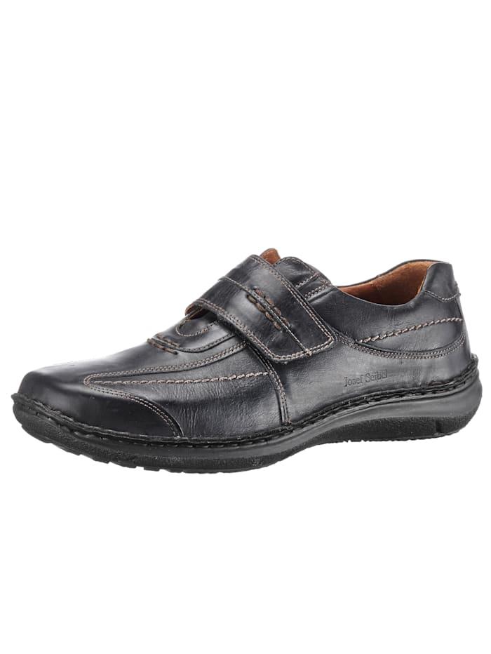 Josef Seibel Slipper obuv, Čierna
