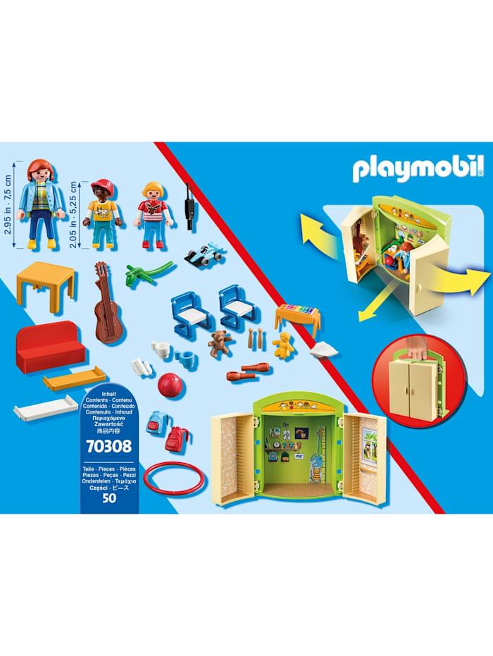 """Konstruktionsspielzeug Spielbox """"Im Kindergarten"""""""