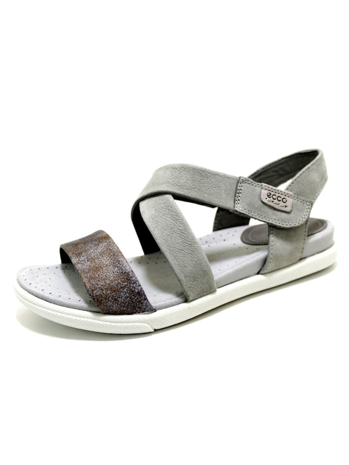 Ecco Sandalen/Sandaletten, grau