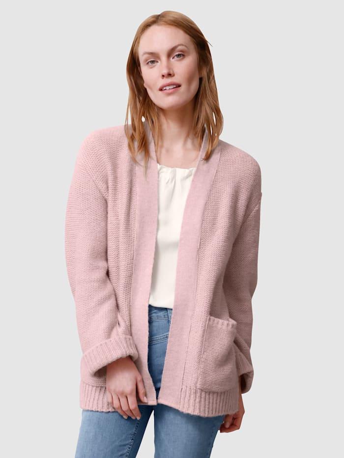 Laura Kent Vest zonder sluiting, Lavendel