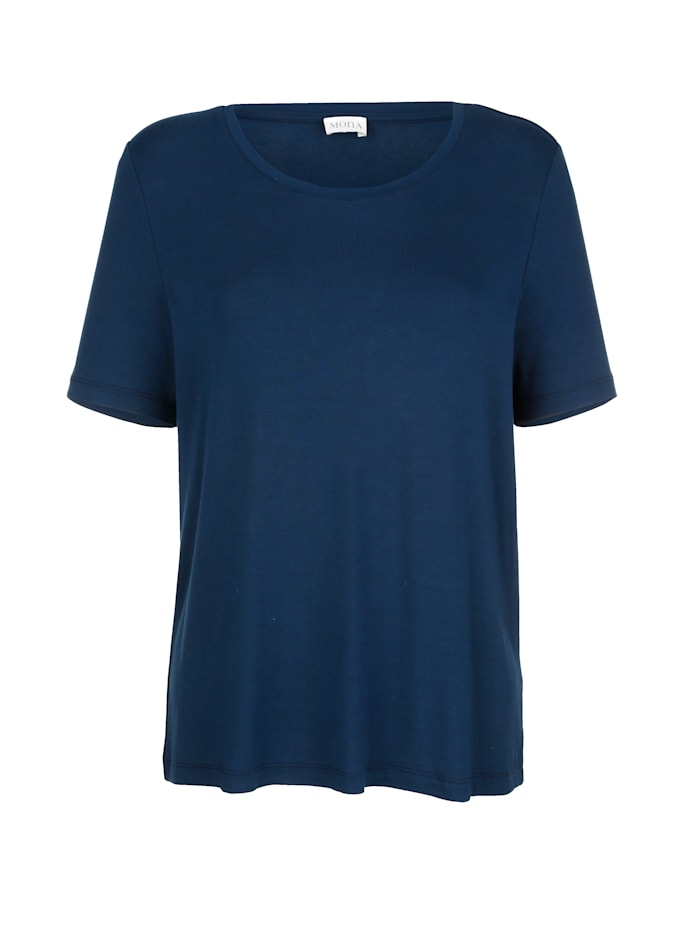 Shirt met sjaaltje