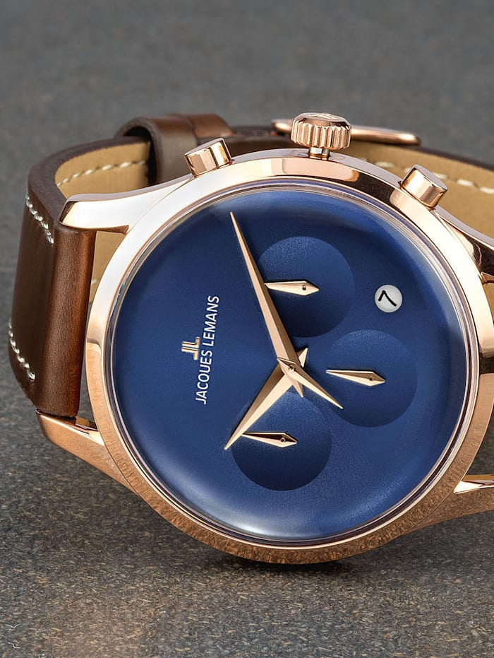 Herren-Uhr Chronograph Serie: Retro Classic, Kollektion: Retro Classic: 1- 2067G