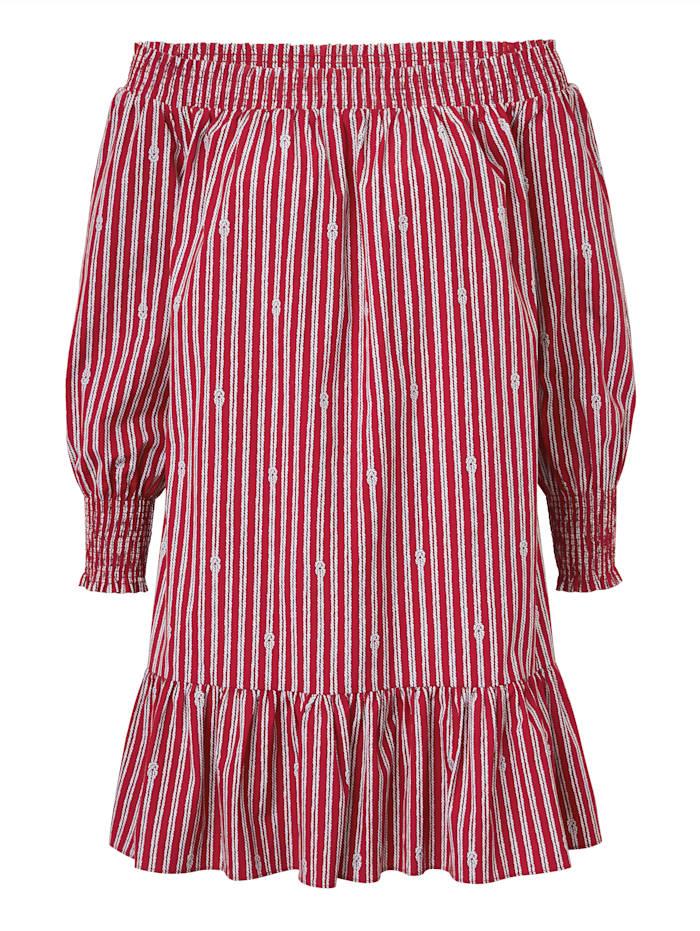 MICHAEL Michael Kors Kleid, Pfirsich