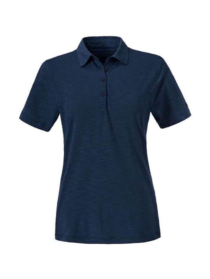 Schöffel T-shirt Polo Shirt Capri