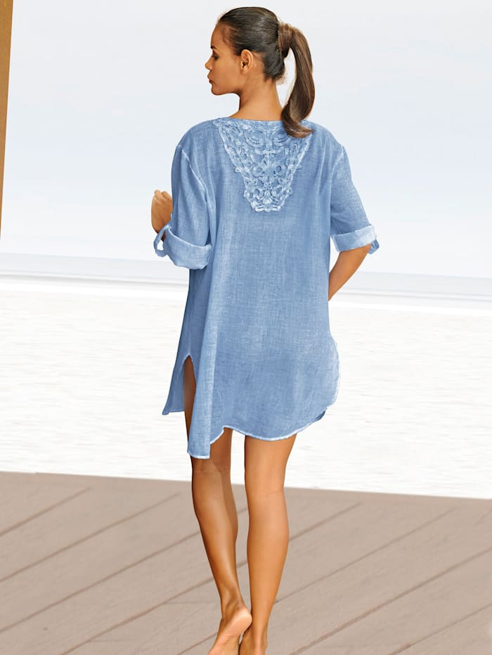 Alba Moda Tunique, Bleu