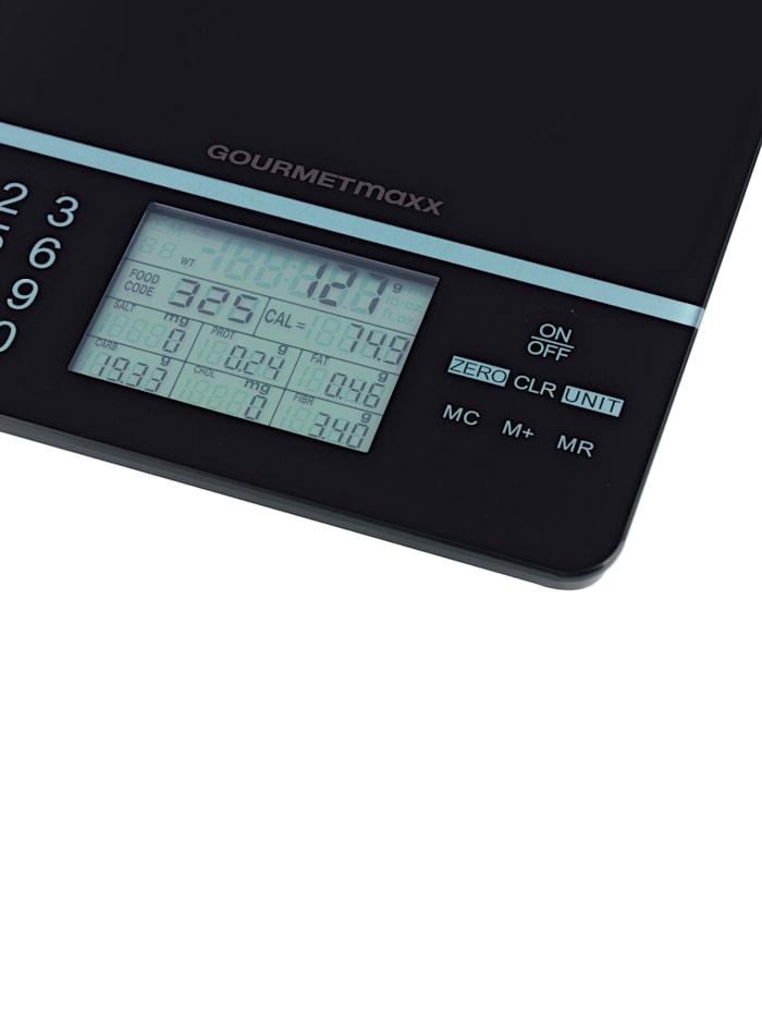 Digital kjøkkenvekt -Foot Control-