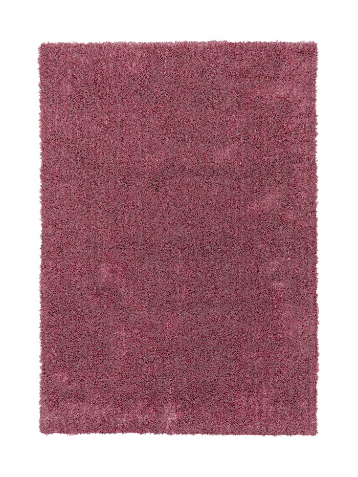 Schöner Wohnen Kollektion Hochflorteppich New Feeling, Rosé