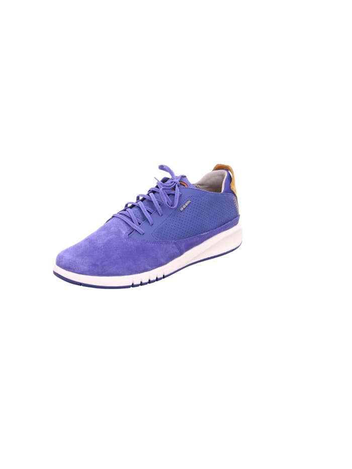 Geox Schnürschuhe, blau