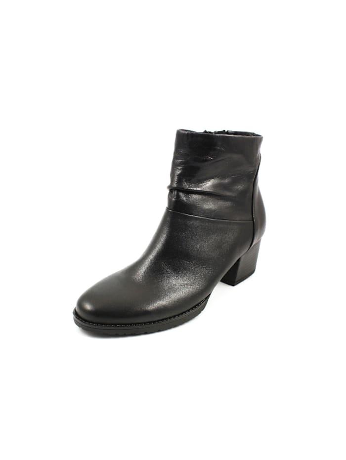 Gabor Stiefelette, schwarz