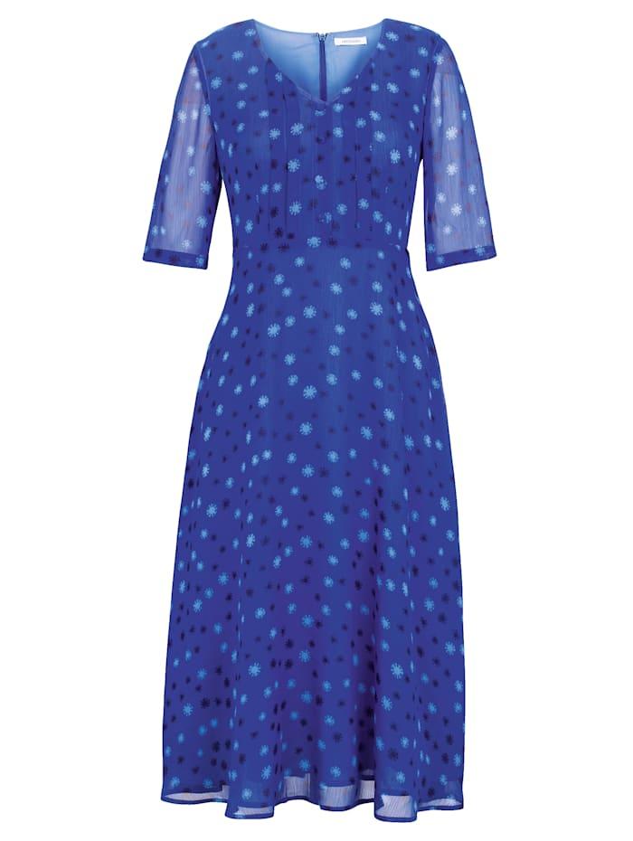 Kleid mit Faltenpartie