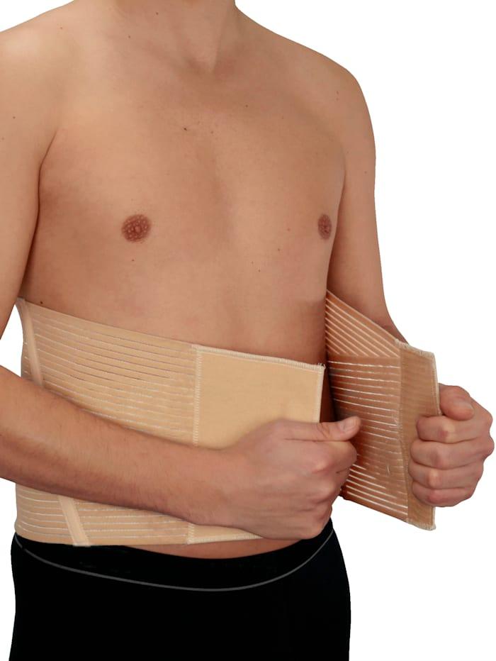 Ceinture orthopédique ventrale et dorsale Ceinture de soutien dorsal