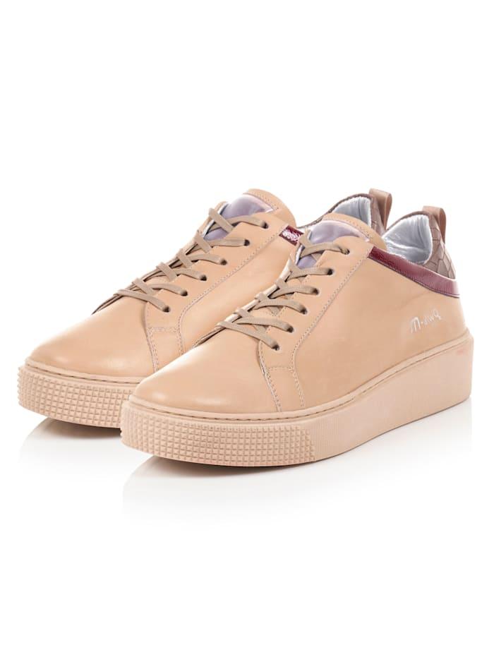 REKEN MAAR Sneaker, Nude