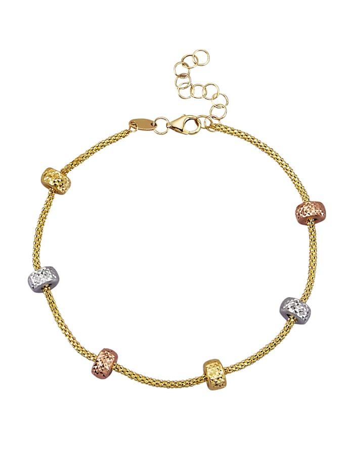 Diemer Gold Armband, Gelb