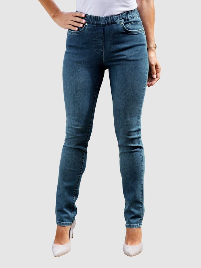 Paola Jeans Lotta Slim, Blau