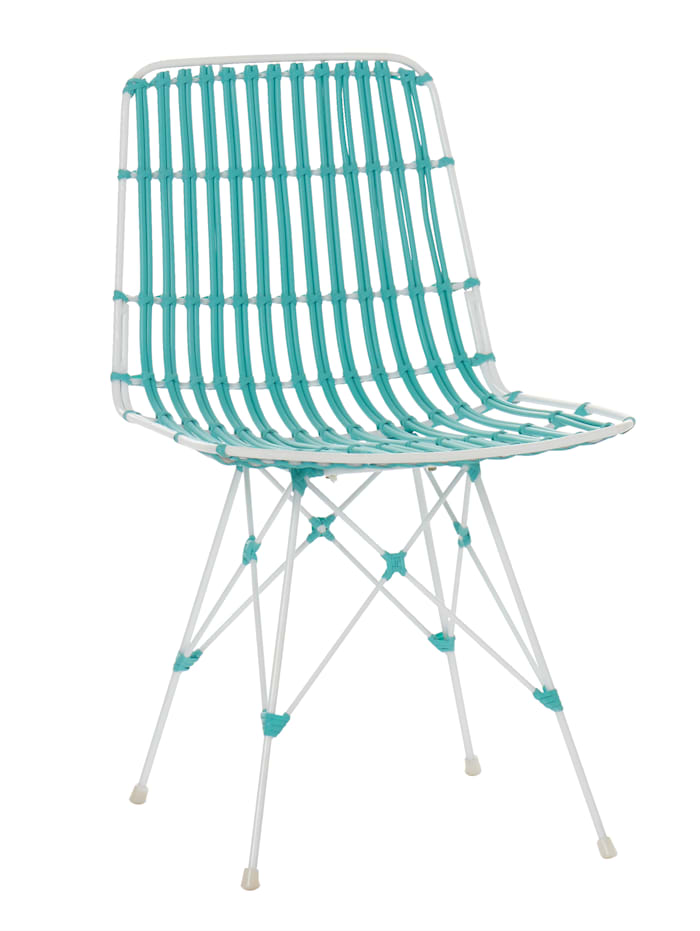 IMPRESSIONEN living Outdoor-Stuhl, blau