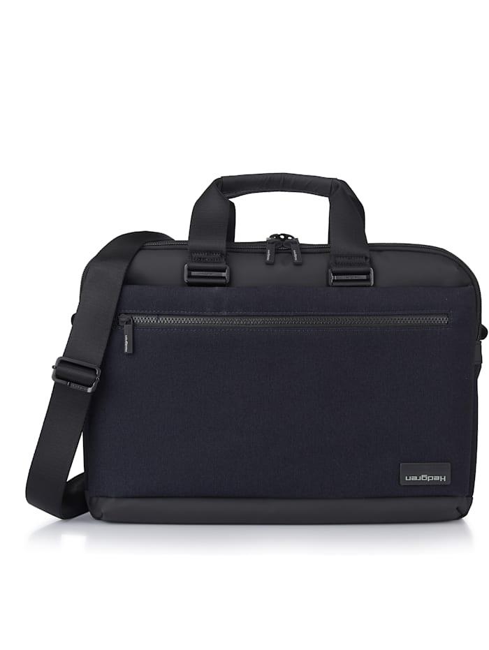 Hedgren Next Byte Aktentasche RFID 39 cm Laptopfach, elegant blue