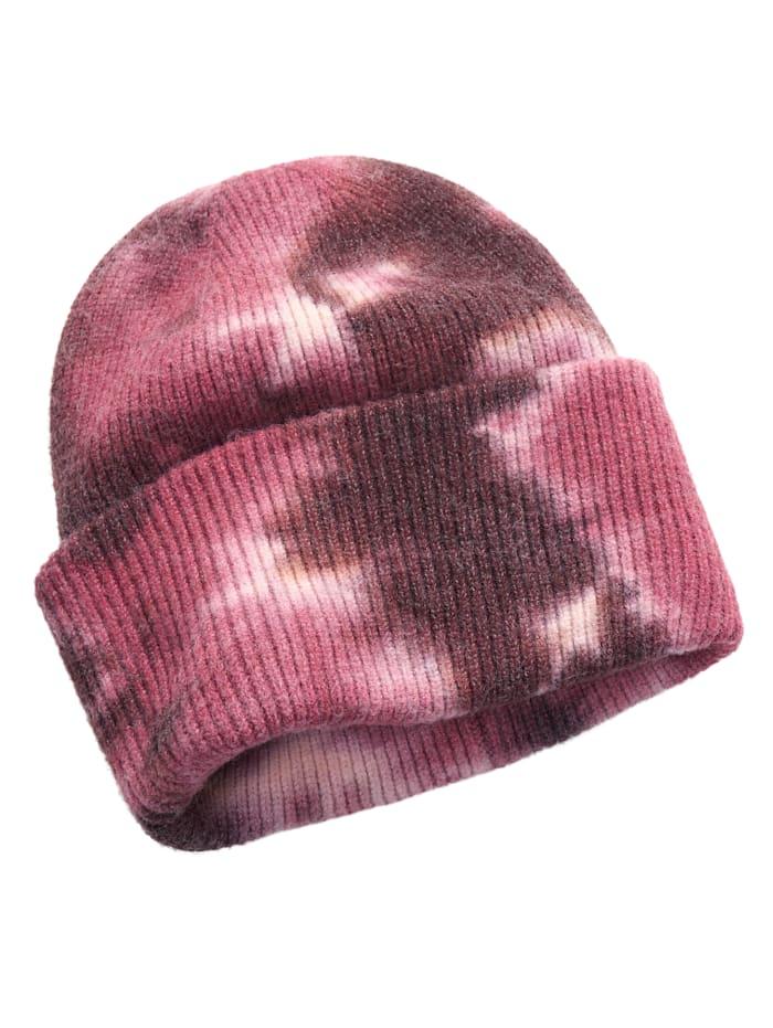 REKEN MAAR Mütze, Rosé