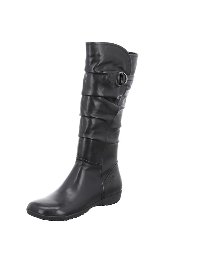 Josef Seibel Josef Seibel Damen-Stiefel Naly 23, schwarz, schwarz