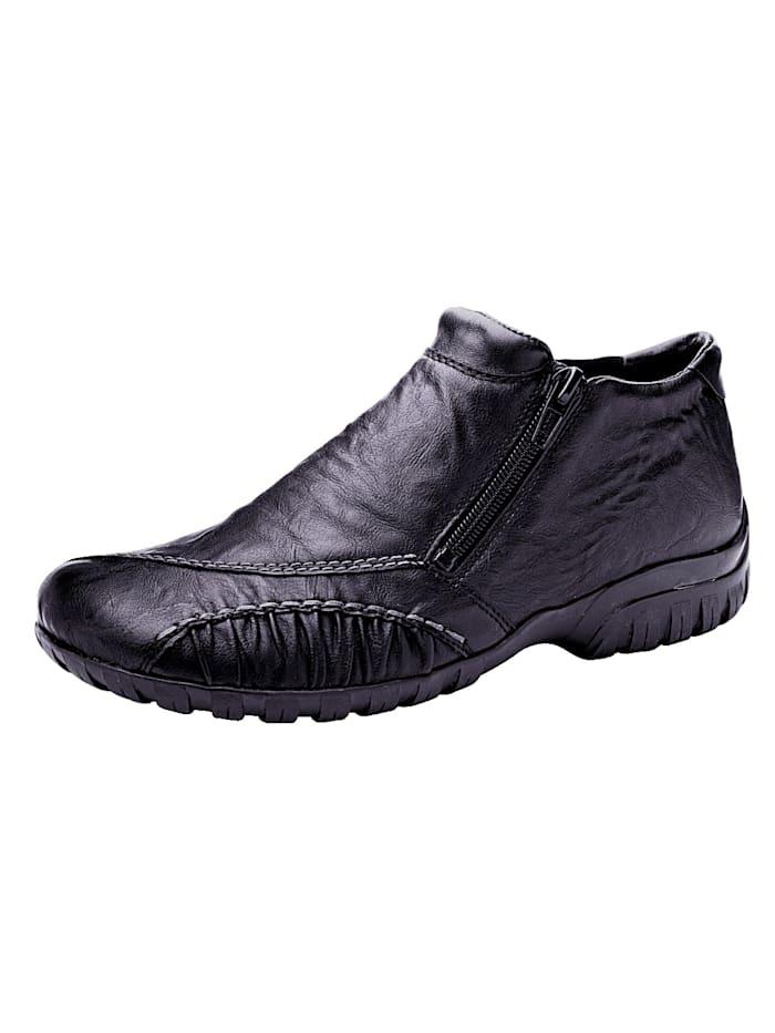 Rieker Boots, Schwarz
