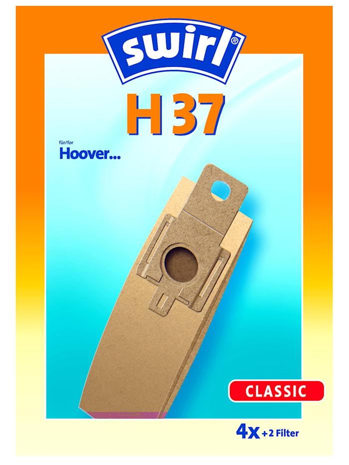 Swirl® Staubsaugerbeutel H37