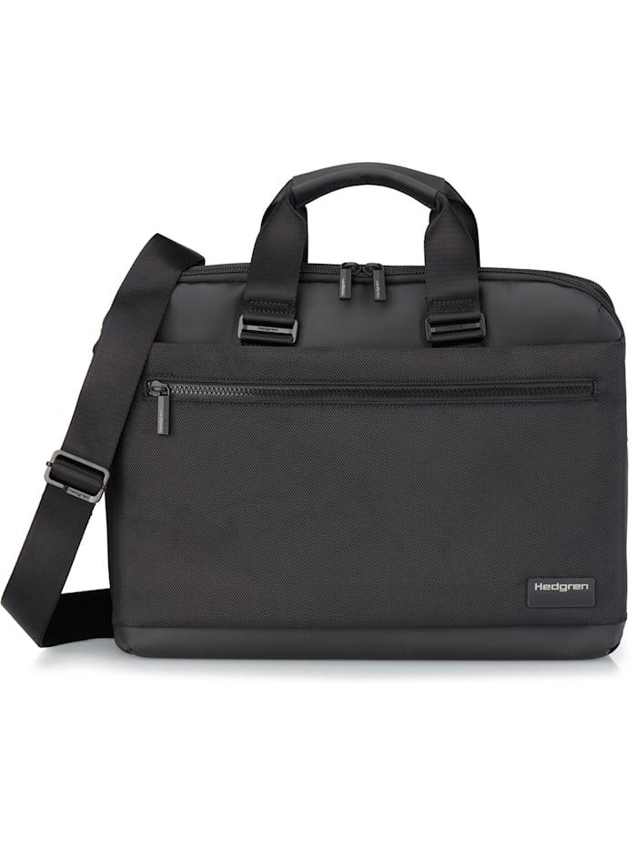 Hedgren Next Byte Aktentasche RFID 39 cm Laptopfach, black