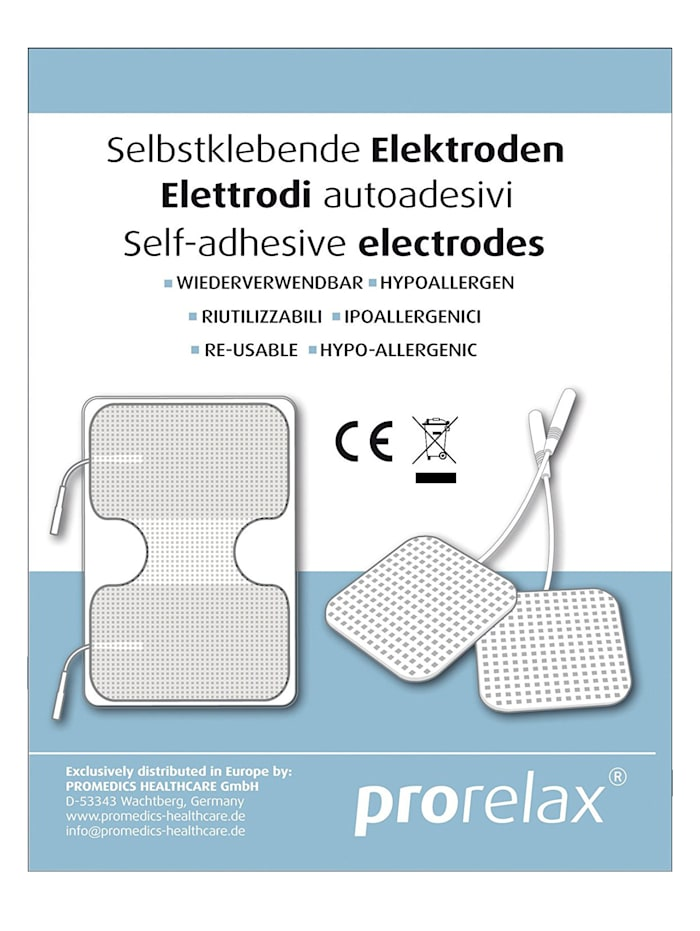 Prorelax®elektrodpads extra