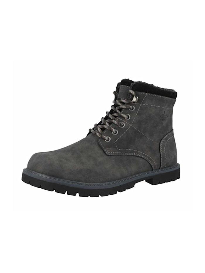 Rieker Stiefel, dunkel-grau