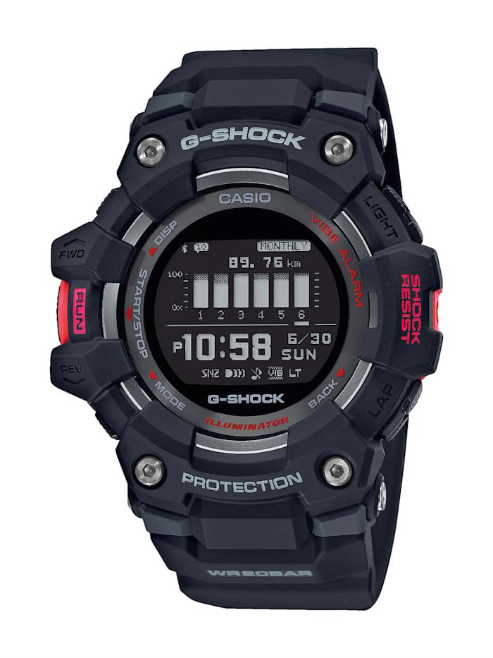 Casio Herren Smartwatch GBD-100-1ER, Schwarz