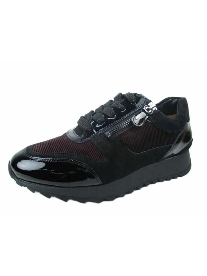 Hassia Sneakers, schwarz