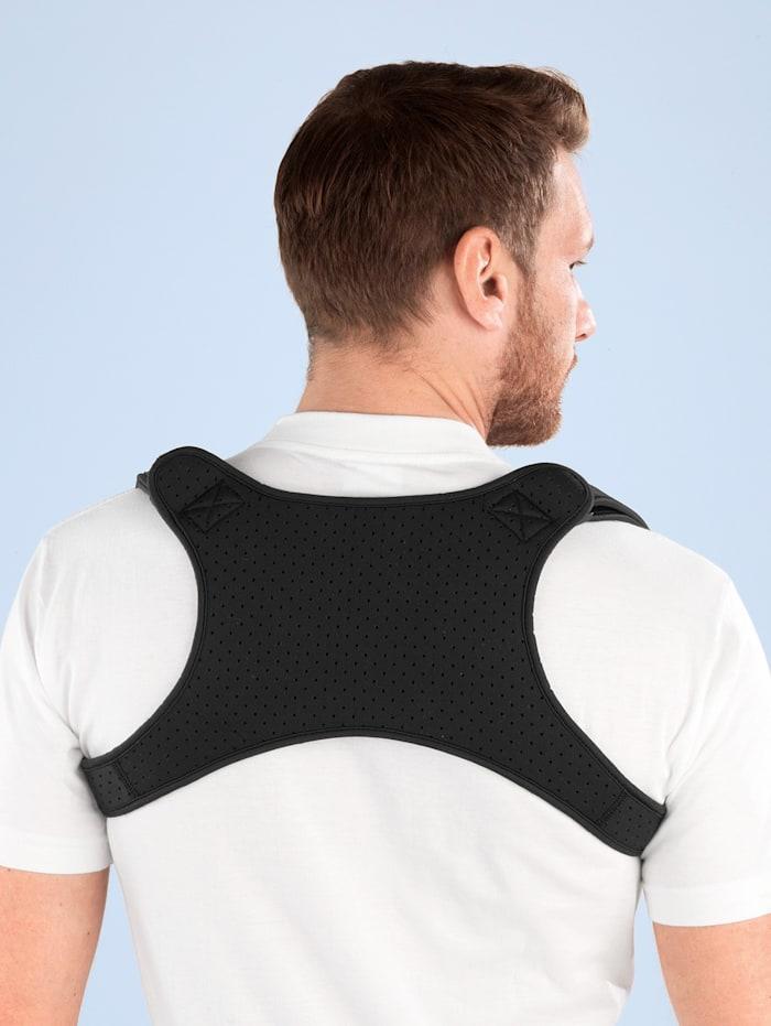 Maximex Rücken-Stützhilfe, Schwarz