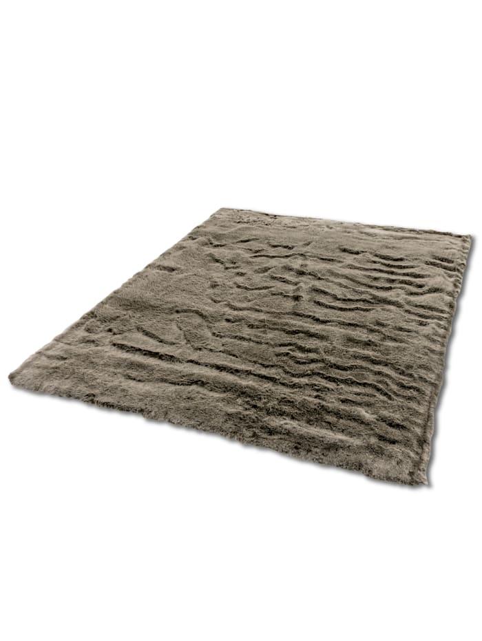 Teppich in Felloptik, Lucia