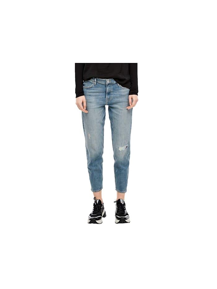 s.Oliver Slim Fit Jeans von s.Oliver, dunkel-blau