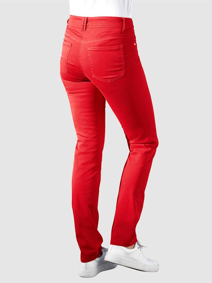 Byxor i klassisk 5-ficksmodell