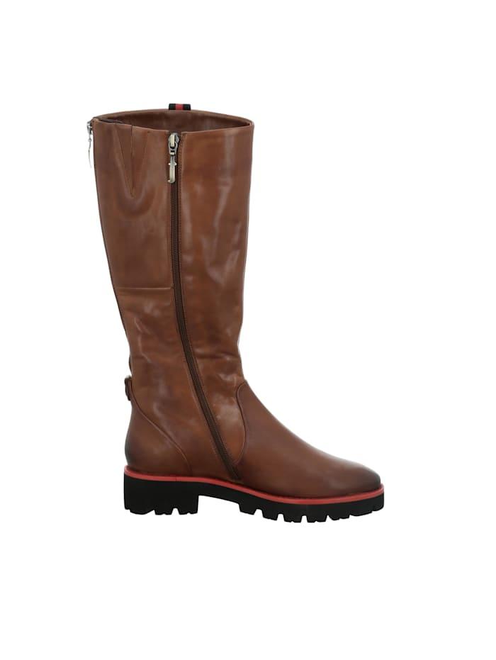 Tizian Damen-Stiefel Dallas 2 14, cognac