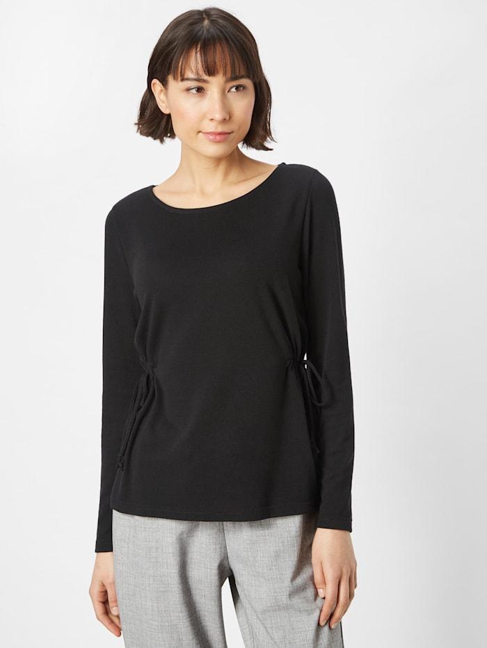 T-Shirt mit Taillenbetonung