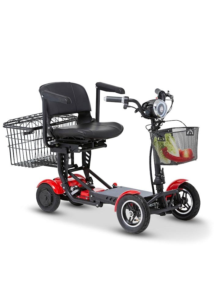 Aktivimo Falt-E-Mobil Assisi 6 km/h Safety Plus, Rot/Schwarz