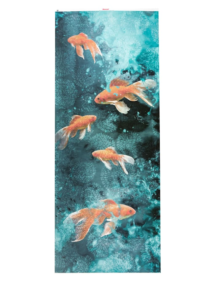IMPRESSIONEN living Fototapete Fische, mehrfarbig