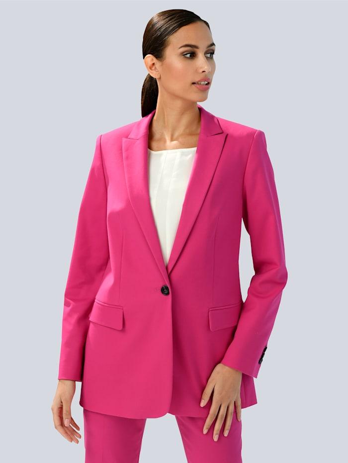 Alba Moda Blazer in sommerlicher Farbe, Pink