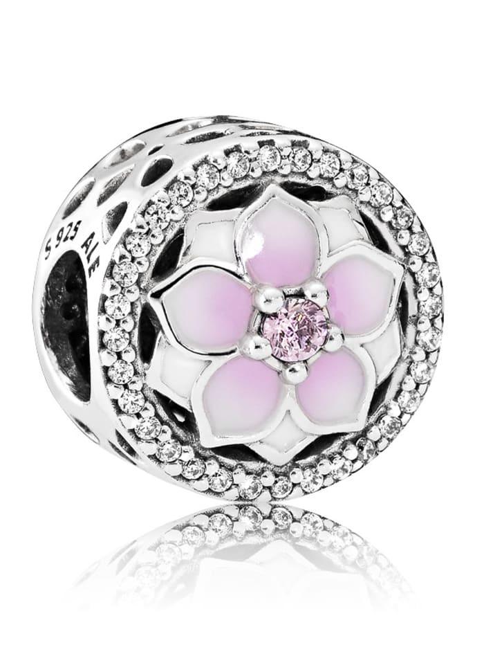 Pandora Charm -Magnolie- 792085PCZ, Rosé