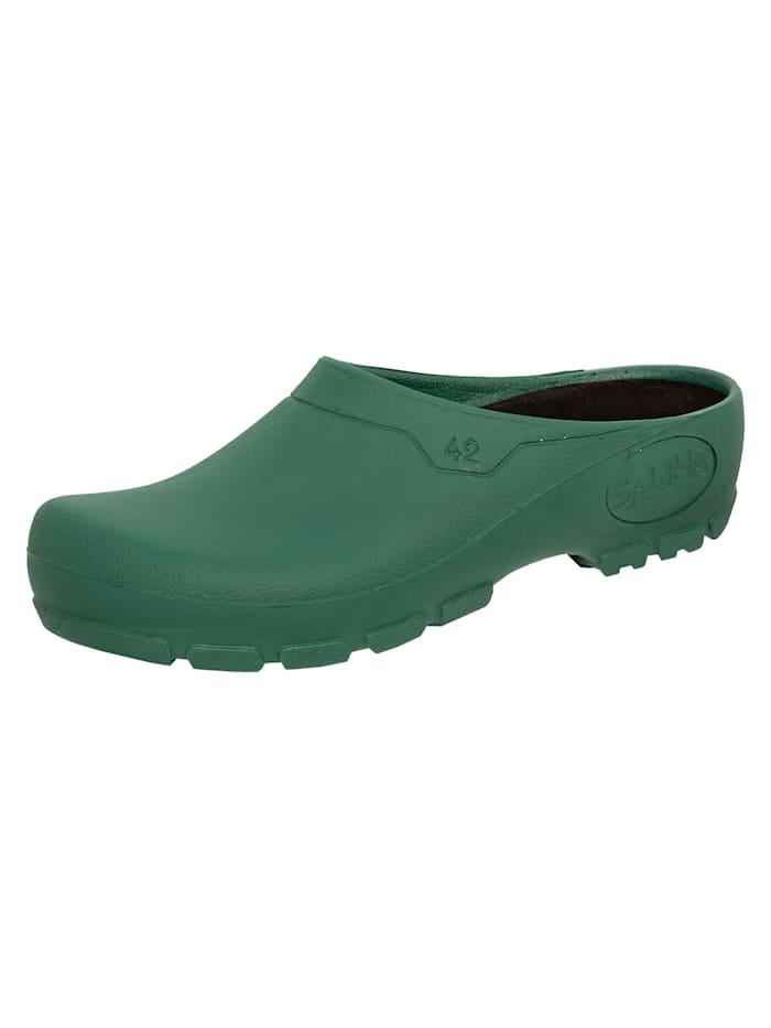 Saliha Gartenclogs Multi Clog offen, grün