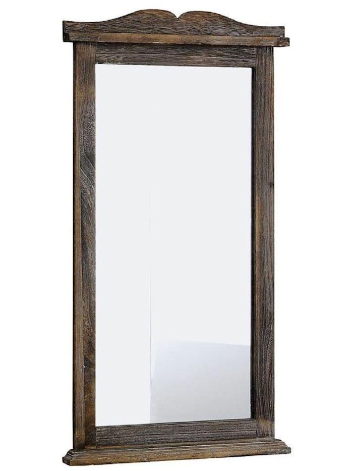 Möbel-Direkt-Online Wandspiegel Spiegel, used-look braun