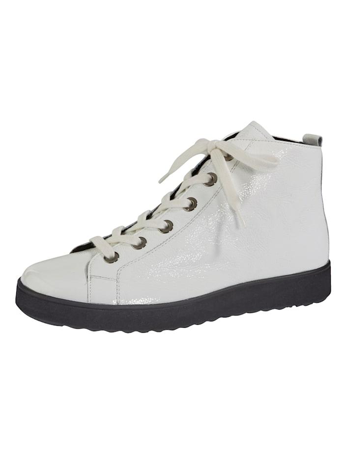 Semler Bottines lacées, Blanc