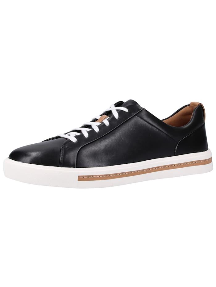 Clarks Clarks Sneaker Clarks Sneaker, Schwarz