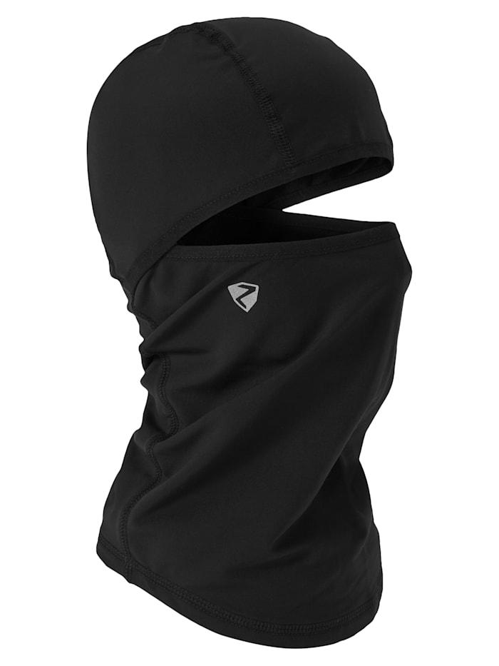Ziener ILKER underhelmet mask, Black