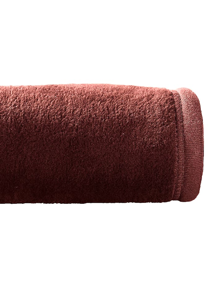 Webschatz Plaid, bruin
