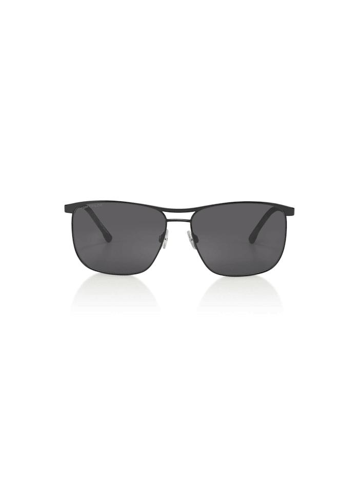 Verspiegelte Wayfarer Sonnenbrille mit Federscharnier