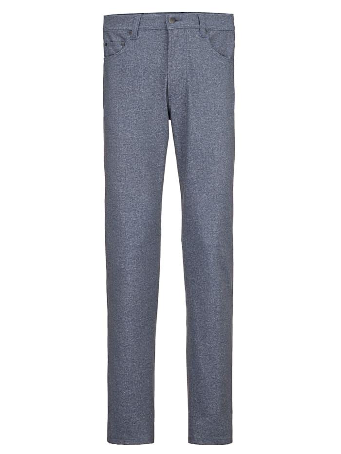 BABISTA Pantalon en jersey 5 poches, Bleu