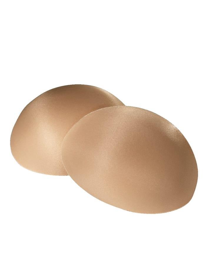 Miss Perfect BH-Einlagen aus Schaumstoff, Nude