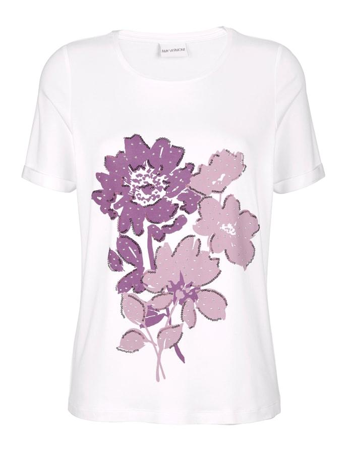 Shirt met print voor