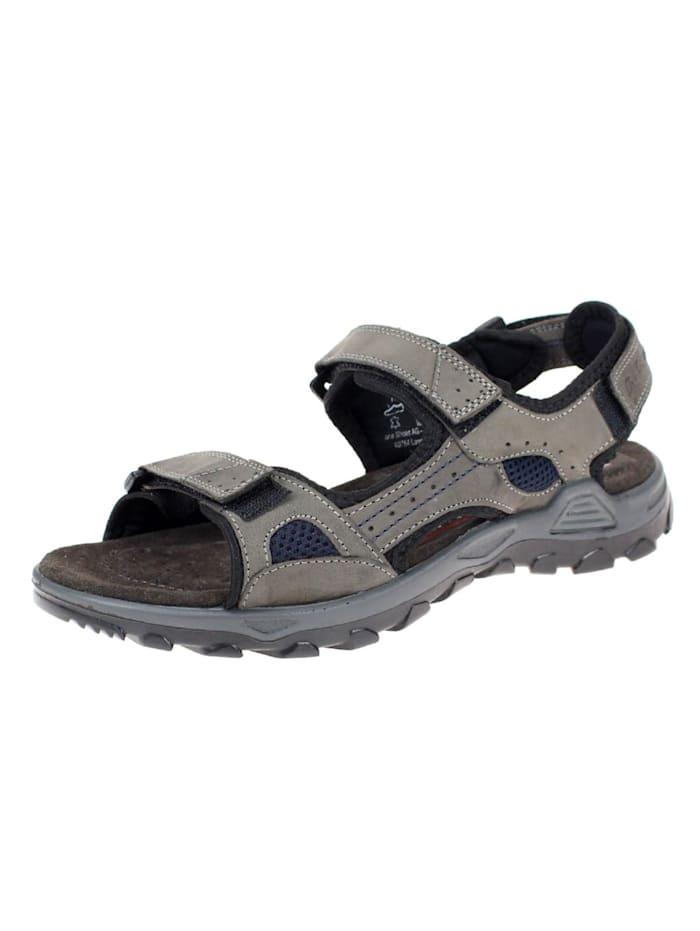 Ara Sandalen/Sandaletten, grau
